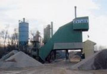EQUPMENT FOR ASPHALT PRODUCTION