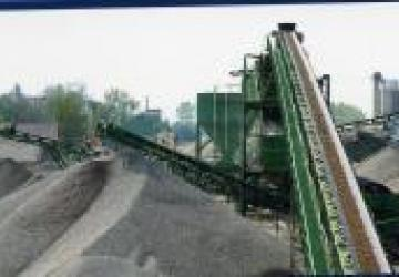 EQUIPMENT FOR MANUFACTURING AND PROCESSING OF STONE AGGREGATES