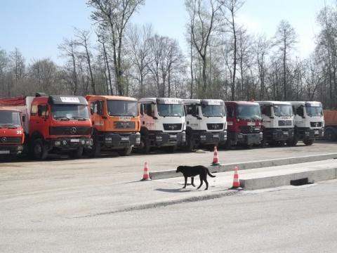 Deo kiper kamiona