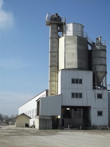 Betonska baza kapacitet 60 kubika na sat
